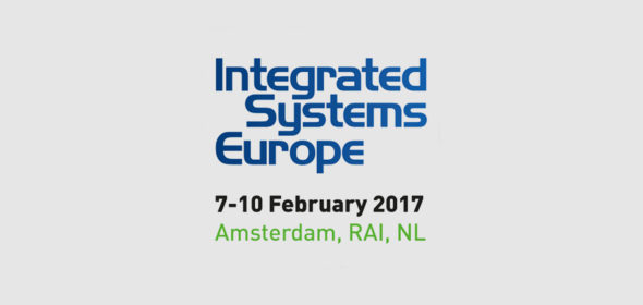 Visit us on ISE Booth 7-M225