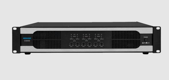 D Series Amplifiers