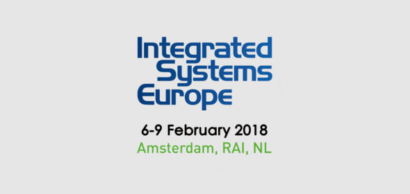 Visit us on ISE Booth 7-M220
